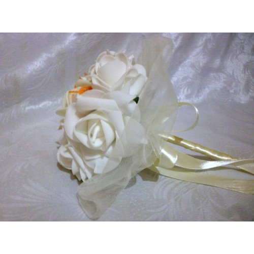 Шаферски Букет Рози