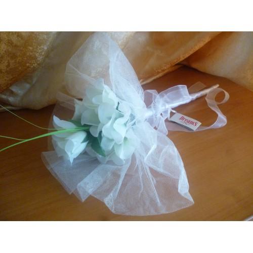 Сватбен Букет Рози