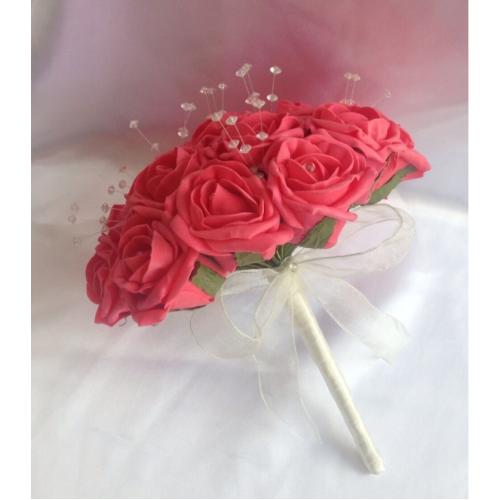 Сватбен букет за шаферки