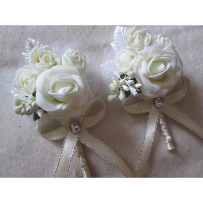 Луксозни Сватбени бутониери
