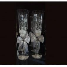 Сватбени Ритуални чаши BOHEMIA
