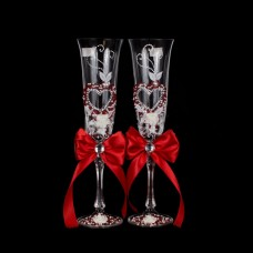 Ритуални сватбени чаши BOHEMIA