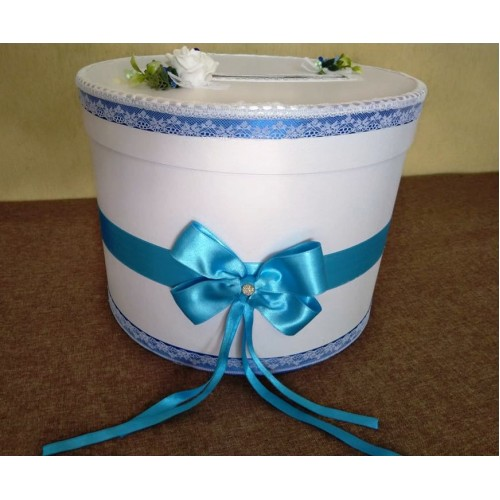 Сватбена кутия за пари 32/22 см.