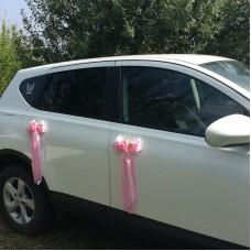 Украса за врати на сватбени автомобили