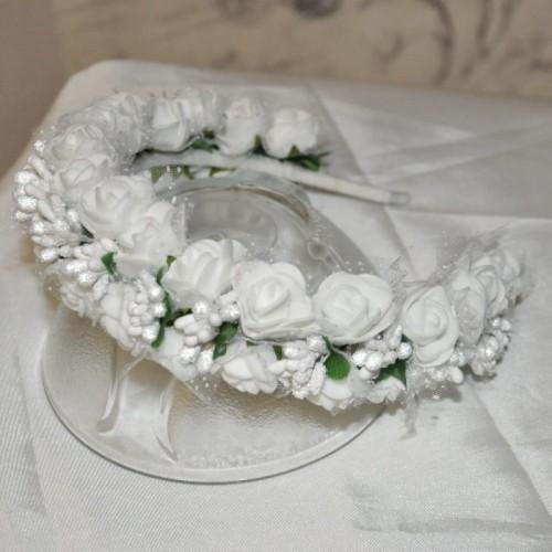 Сватбена диадема