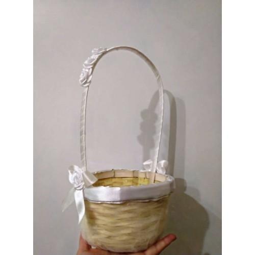 Сватбена кошничка за късмети