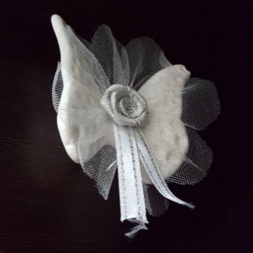 Подарък за гости Керамична пеперуда